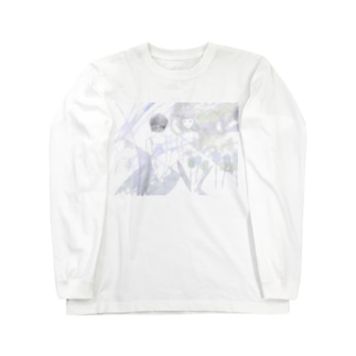 キャミソール Long sleeve T-shirts