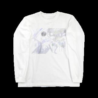 shirtskirtのキャミソール Long sleeve T-shirts