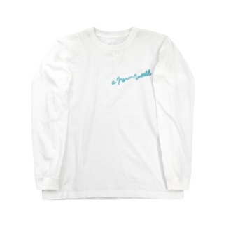 地球滅亡 -温暖化編- Long sleeve T-shirts