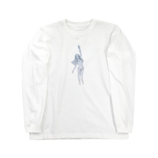swimmer  Long sleeve T-shirts