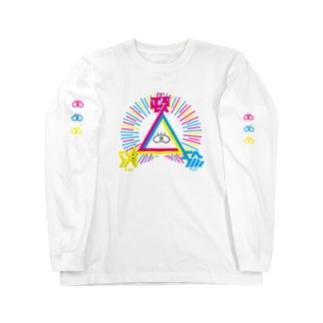 頓珍漢 Long sleeve T-shirts