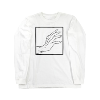 ストークハンド Long sleeve T-shirts