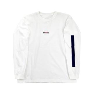 AdversitY サイドラインロンT Long sleeve T-shirts