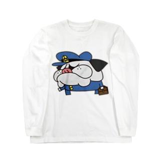 ncさん Long sleeve T-shirts