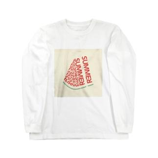 suika Long sleeve T-shirts