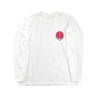 中村杏子の明治大正昭和平成令和 Long sleeve T-shirts