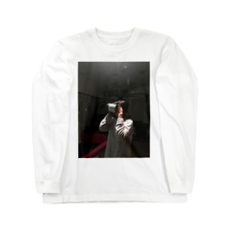 VRみてるむすめ Long sleeve T-shirts