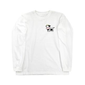 うっしー Long sleeve T-shirts