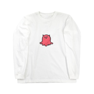 めんだこ Long sleeve T-shirts
