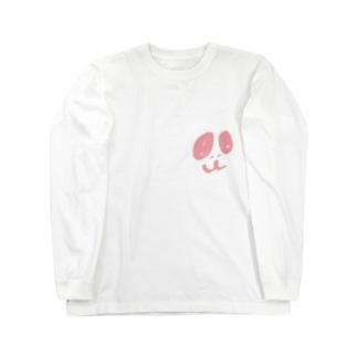 イヌのようなナニカ Long sleeve T-shirts