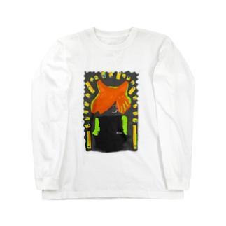Naw-grap2 Long sleeve T-shirts