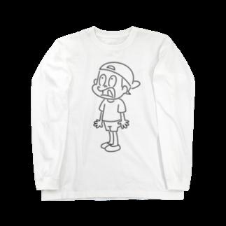 mosh.のSURPRISE Long sleeve T-shirts