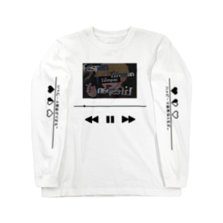 たばこ系男子 Long sleeve T-shirts