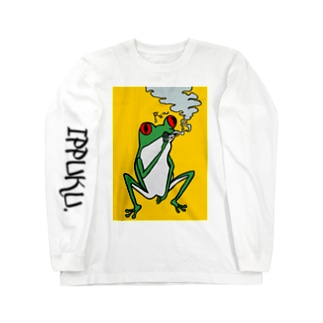 IPPUKU. Long sleeve T-shirts