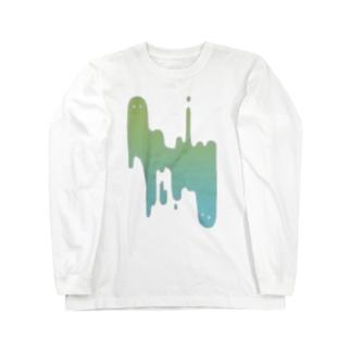 ベッタリ Long sleeve T-shirts