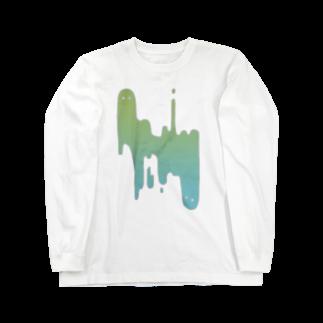 キッタンケ Kittankeのベッタリ Long sleeve T-shirts