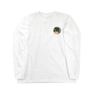 Cactus Heaven Long sleeve T-shirts