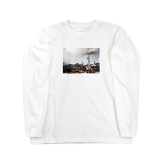 ゆうえんち Long sleeve T-shirts