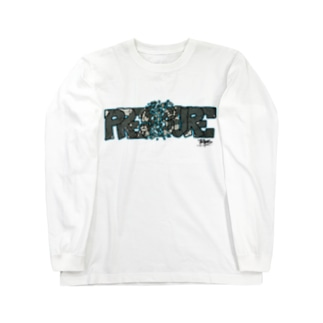 PRESーSURE Long sleeve T-shirts