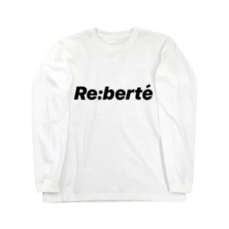 Re:berte' Long sleeve T-shirts