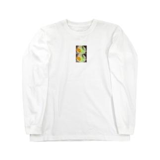 甘味(余韻) Long sleeve T-shirts