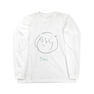5ちゃん Long sleeve T-shirts