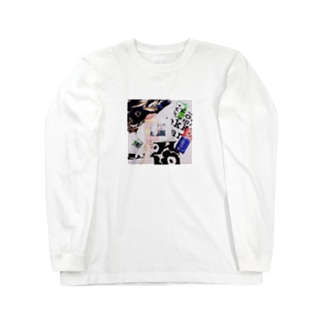 フィンランドへの憧れ Long sleeve T-shirts