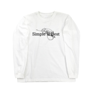 simple is best Long sleeve T-shirts