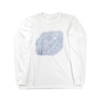 宇宙細胞説 Long sleeve T-shirts
