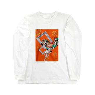 迷走 Long sleeve T-shirts