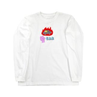 CAR Long sleeve T-shirts