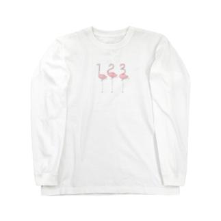 1 2 3 Long sleeve T-shirts