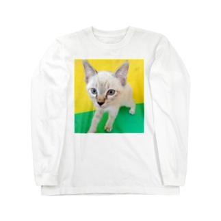 海人くん Long sleeve T-shirts