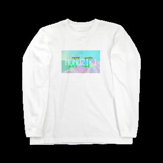 加藤亮の双喰 Long sleeve T-shirts
