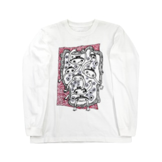 7つ子ちゃん Long sleeve T-shirts