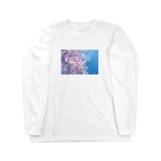 桜桜桜咲 Long sleeve T-shirts