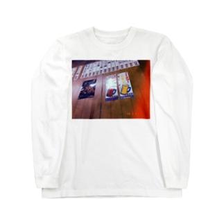 焼肉屋さん Long sleeve T-shirts
