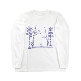 海猫 Long sleeve T-shirts