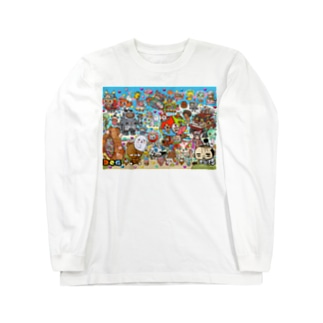 おふらんす Long sleeve T-shirts