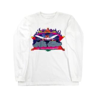 20190410_digital Long sleeve T-shirts