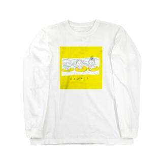 ハワイ Long sleeve T-shirts