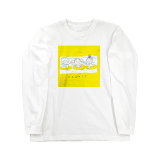 ishiのハワイ Long sleeve T-shirts