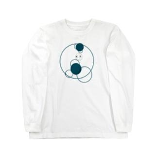 shirotaro-サークル- Long sleeve T-shirts