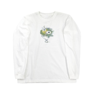flowers Long sleeve T-shirts