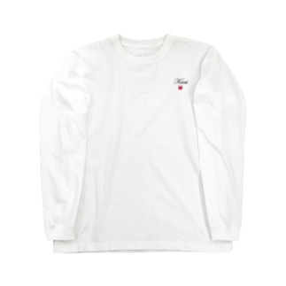 kani_white Long sleeve T-shirts
