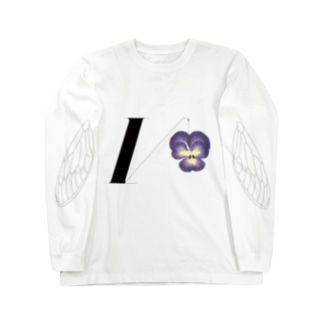 Viollerina Fairy Wings Vol.2 Long sleeve T-shirts