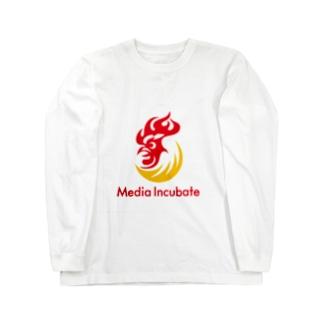 メディアインキュベートストア Long sleeve T-shirts