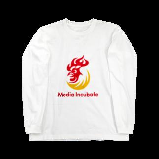 メディアインキュベートのメディアインキュベートストア Long sleeve T-shirts