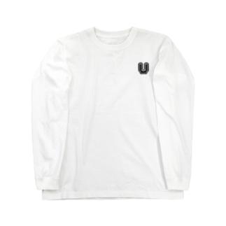 アイコンTシャツ Long sleeve T-shirts