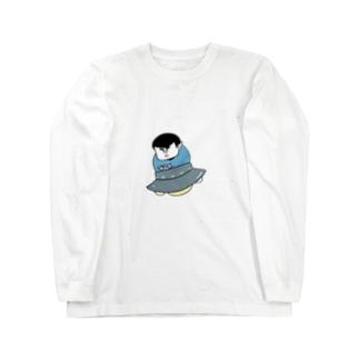 出勤 Long sleeve T-shirts